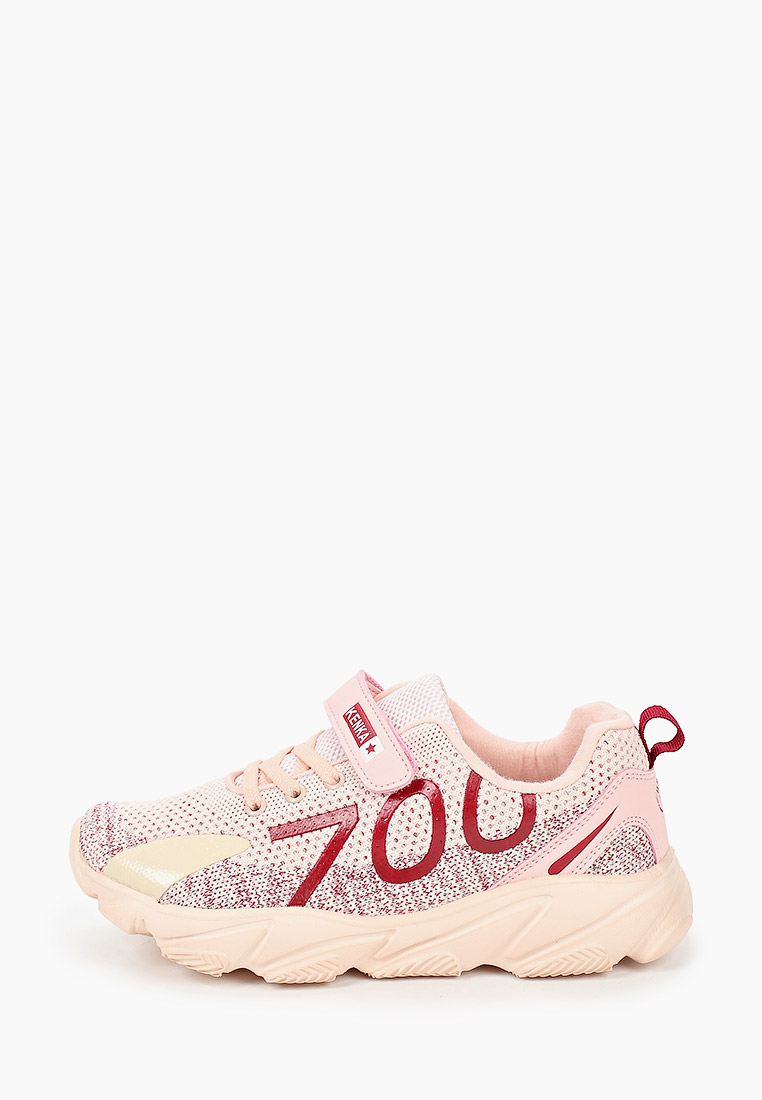 Кроссовки для девочек KENKA IQH_201-1_pink
