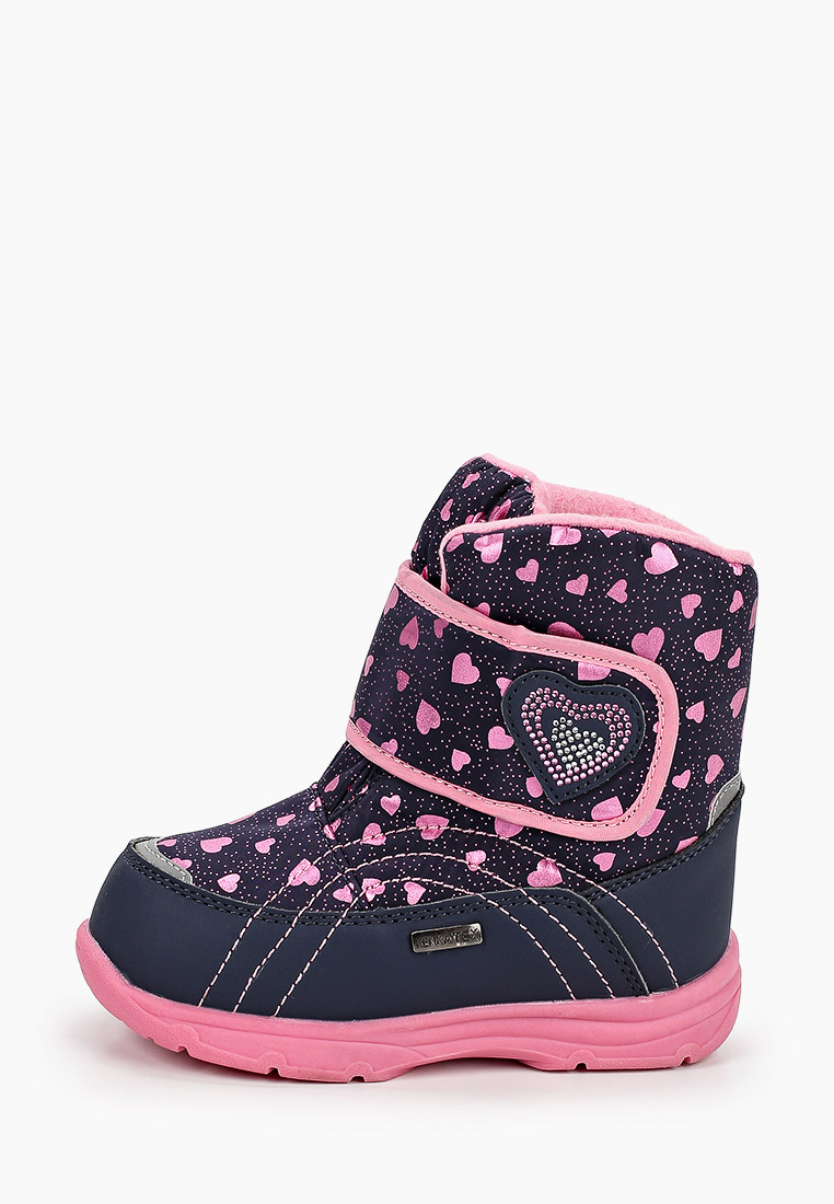 Ботинки для девочек KENKA PRH_1616-1_navy