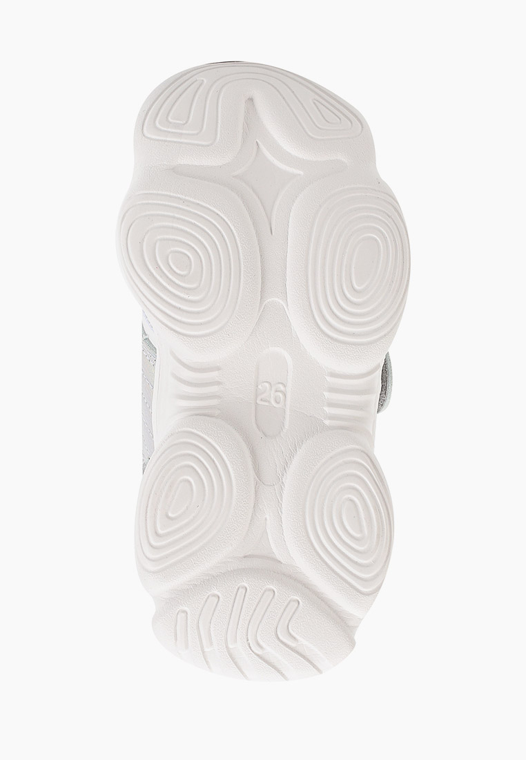 Кроссовки KENKA IQT_202-2_white-silver: изображение 5