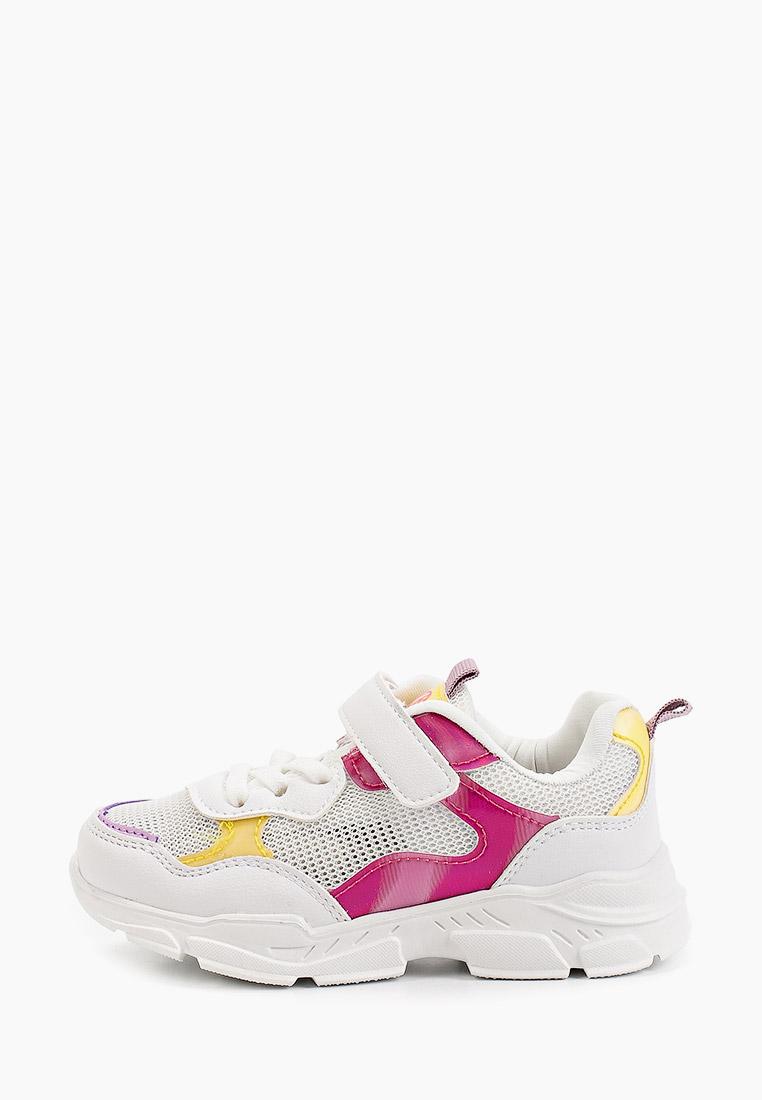 Кроссовки для девочек KENKA IQB_201-2_white