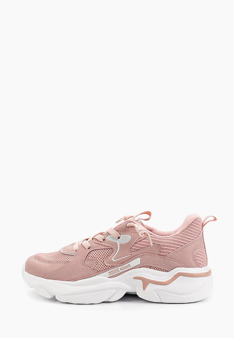 Кроссовки для девочек KENKA IXN_21-010_pink