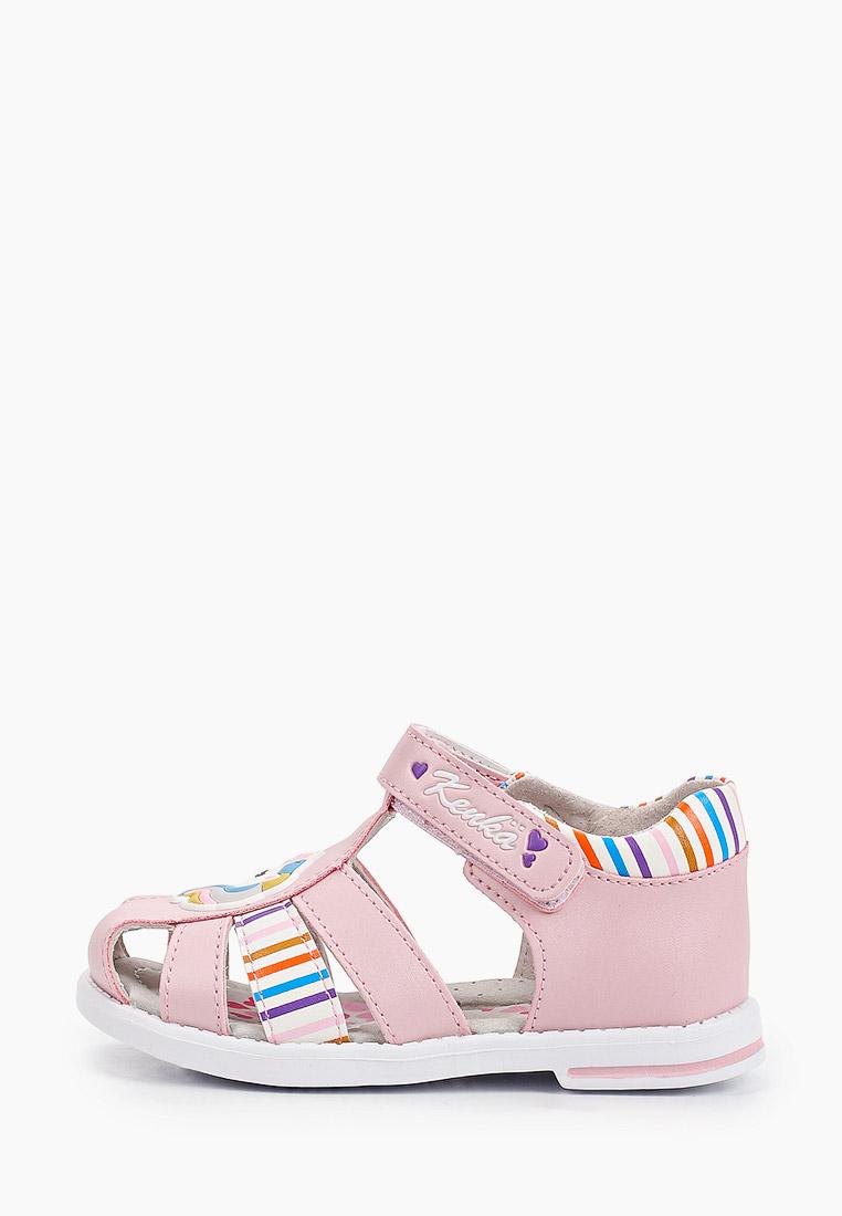 Сандалии для девочек  KENKA XHE_1033_pink