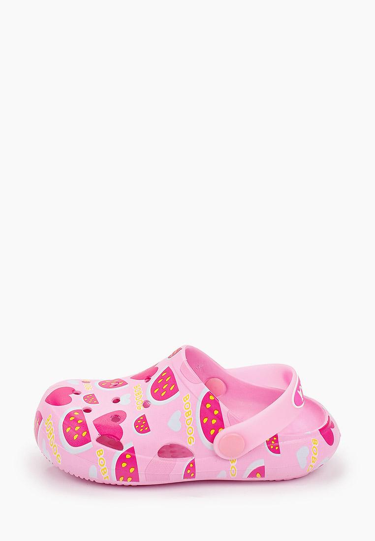 Резиновая обувь KENKA DGB_3305-2_pink
