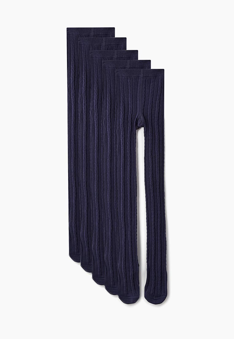 Колготки для девочек KENKA С1031(Э)-134_темно-синий