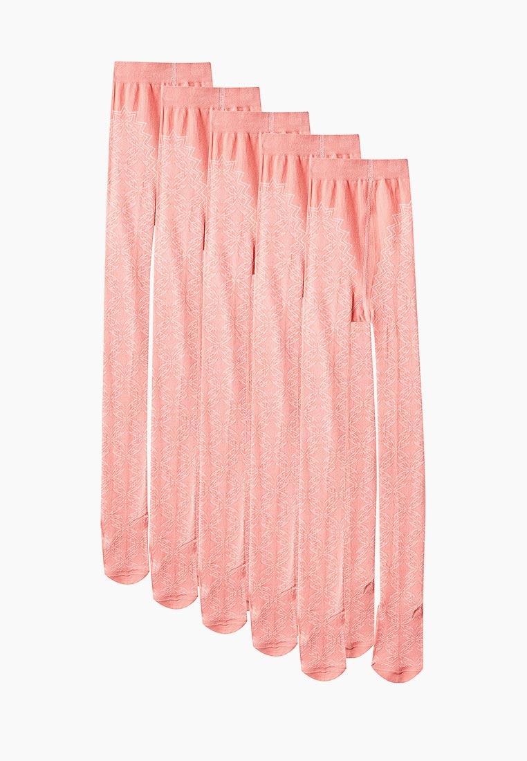 Колготки для девочек KENKA С530(Э)-116_розовый