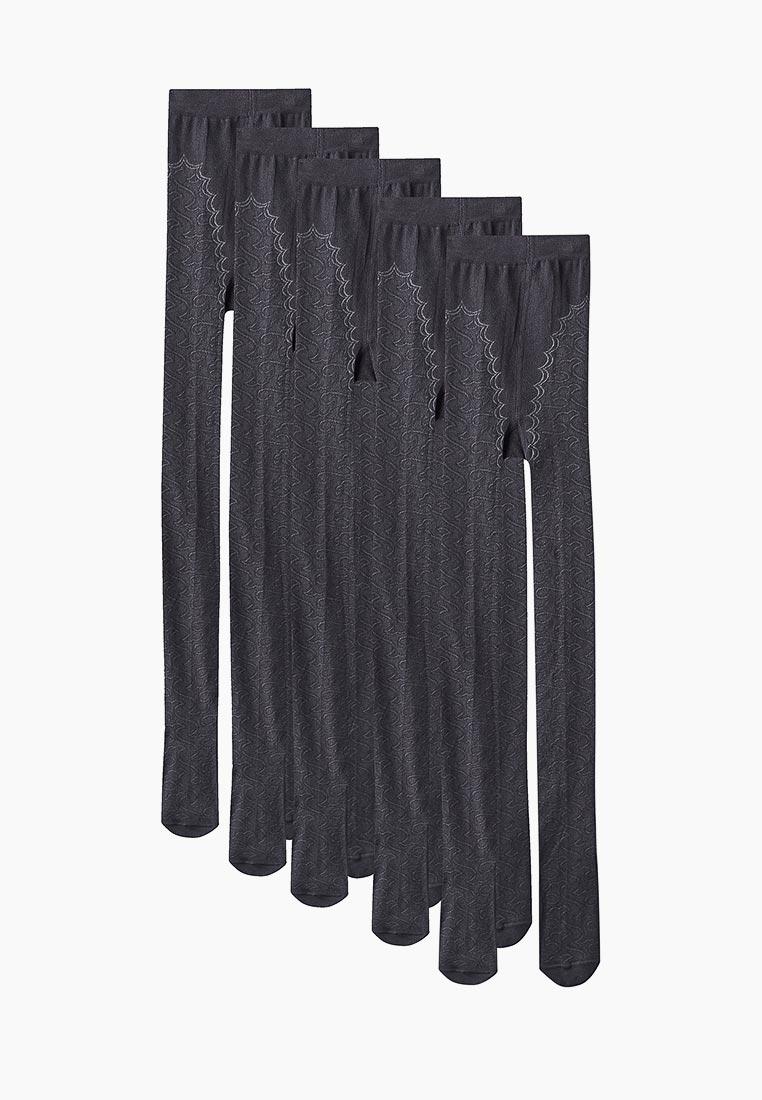 Колготки для девочек KENKA С530(Э)-122_серый
