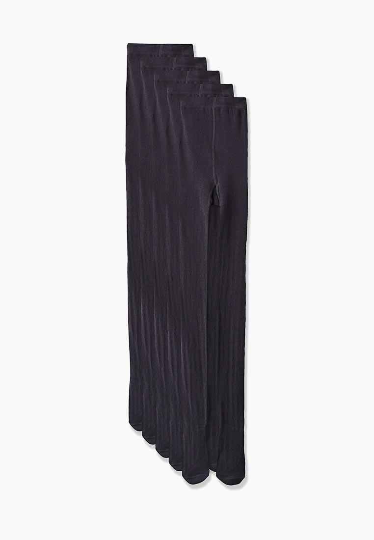 Колготки для девочек KENKA С662(Э)-128_темно-серый