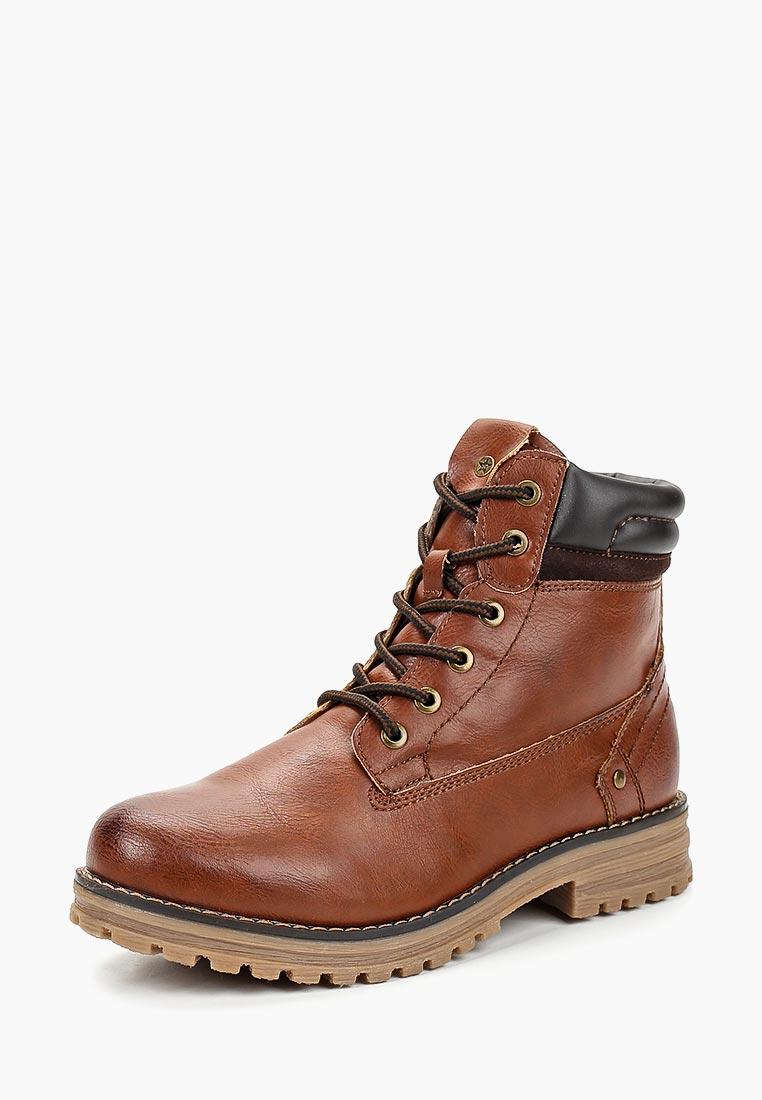Ботинки для мальчиков Keddo (Кеддо) 588127/10-10
