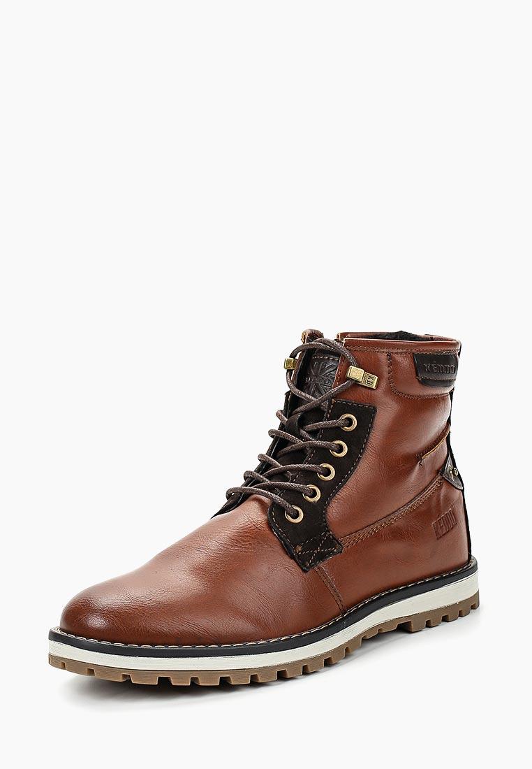Ботинки для мальчиков Keddo (Кеддо) 588168/05-01