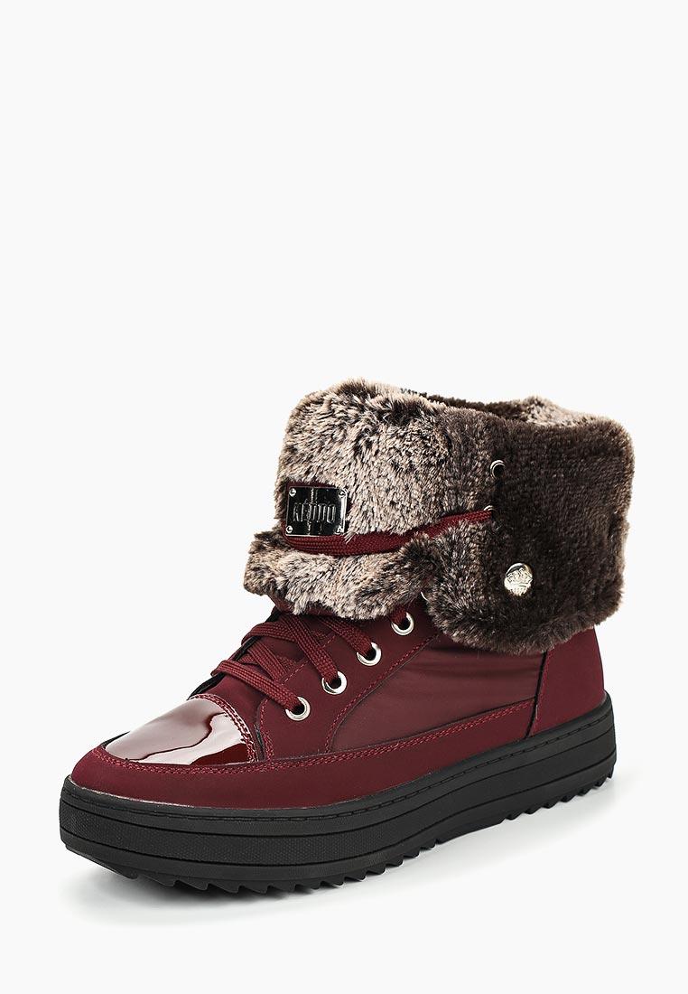 Ботинки для девочек Keddo (Кеддо) 588111/15-01