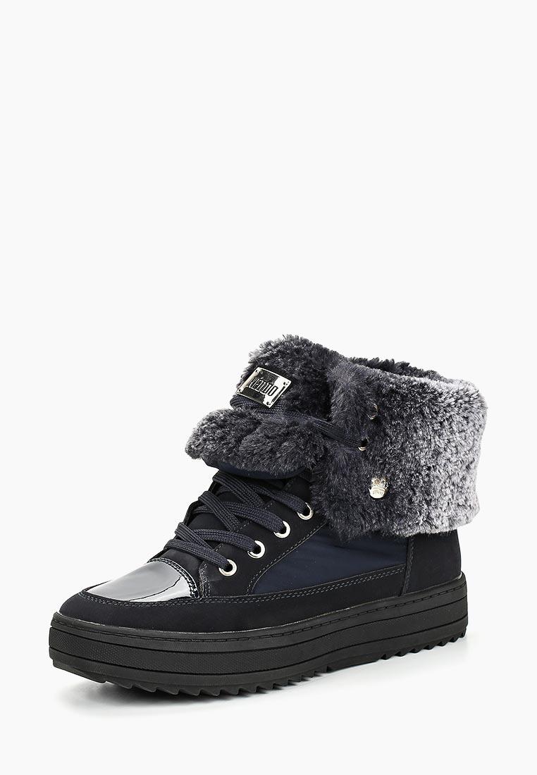 Ботинки для девочек Keddo (Кеддо) 588111/15-02