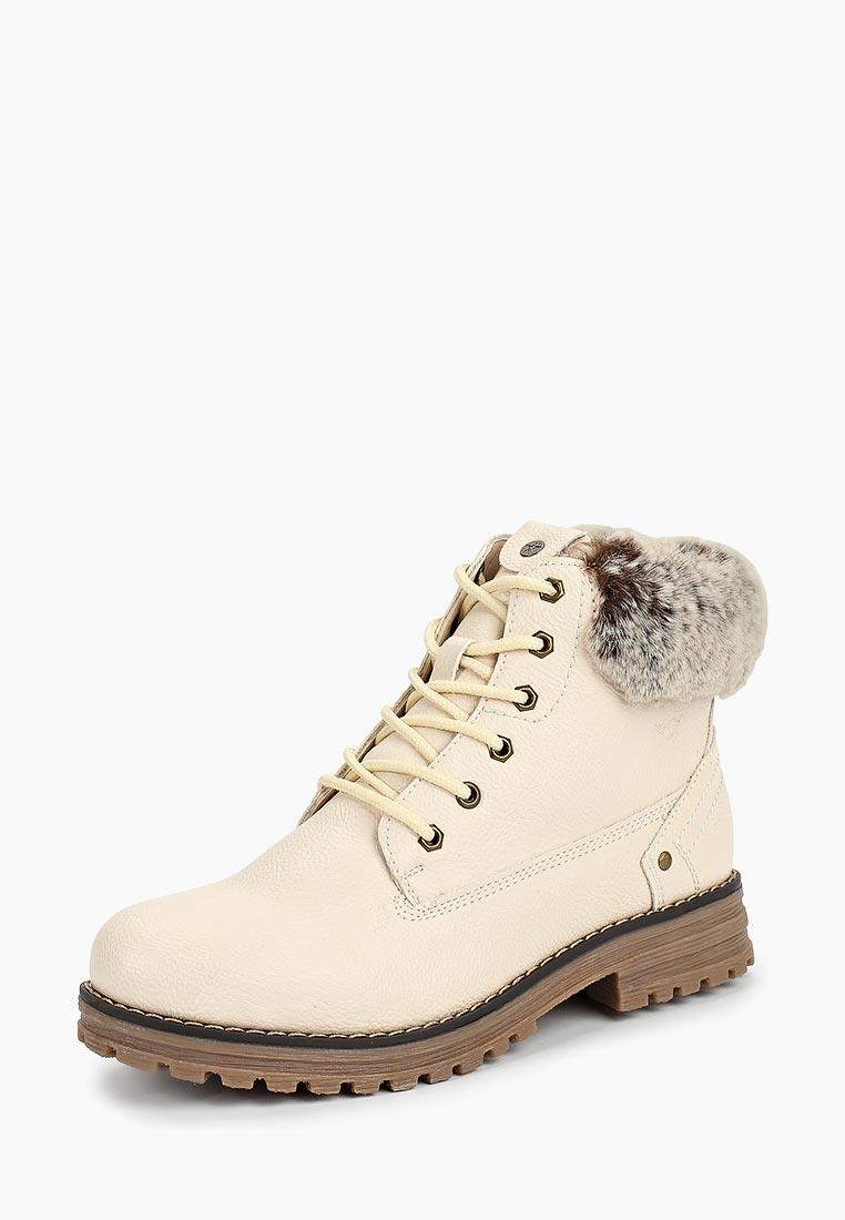Ботинки для девочек Keddo (Кеддо) 588127/03-12