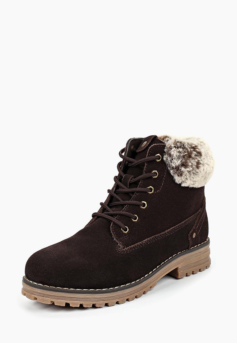 Ботинки для девочек Keddo (Кеддо) 588127/03-18