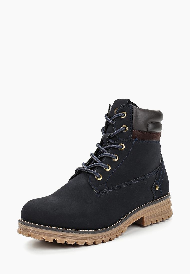 Ботинки для девочек Keddo (Кеддо) 588127/10-05