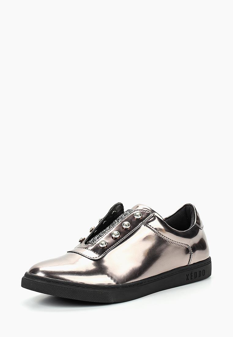 Ботинки для девочек Keddo (Кеддо) 588300/36-02