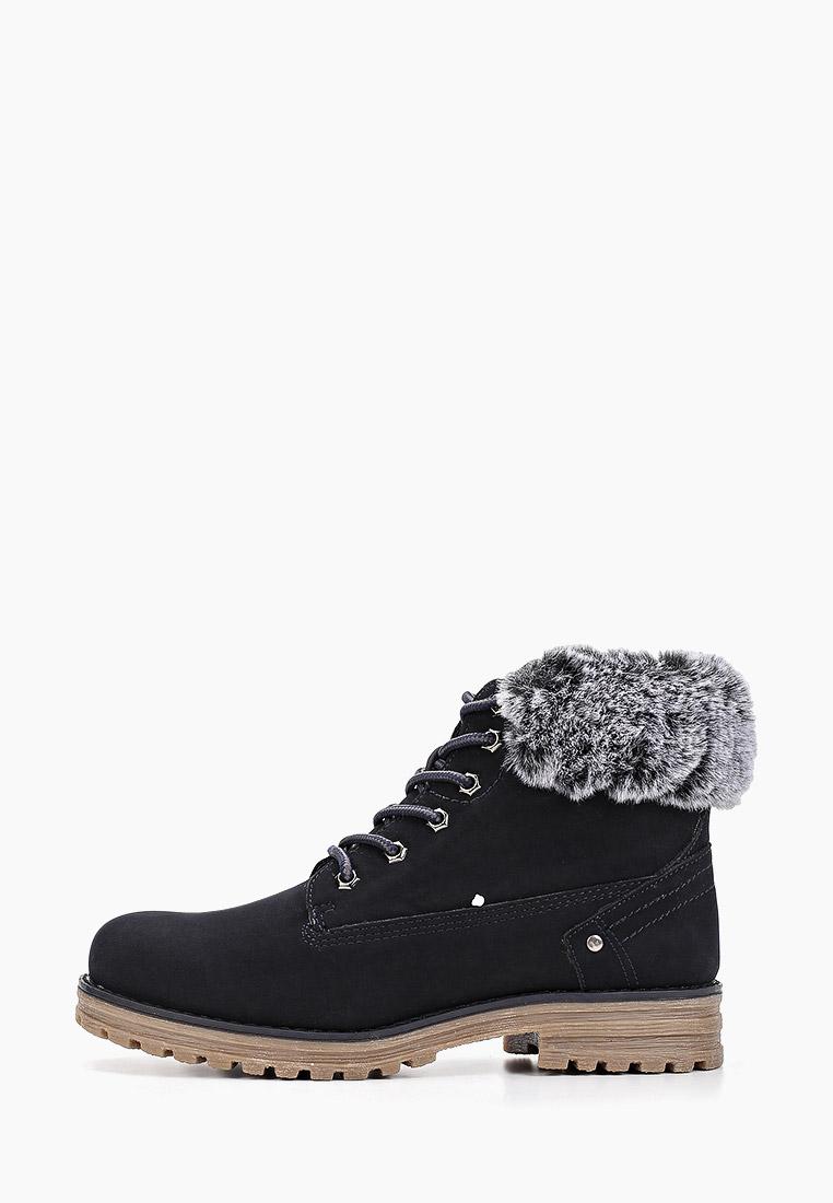 Ботинки для девочек Keddo (Кеддо) 598127/07-02