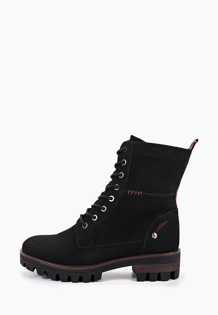 Ботинки для девочек Keddo (Кеддо) 598182/03-01