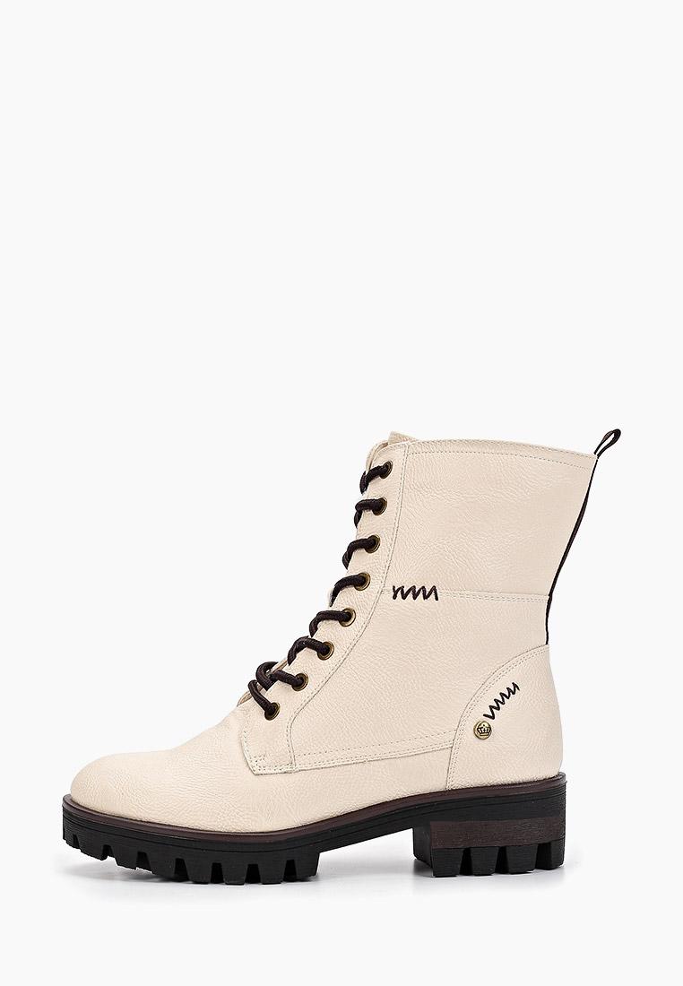 Ботинки для девочек Keddo (Кеддо) 598182/03-03