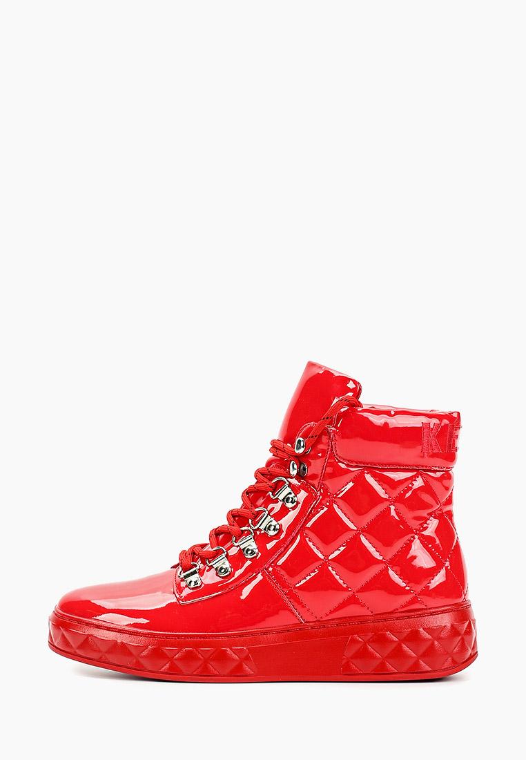Ботинки для девочек Keddo (Кеддо) 598286/09-02