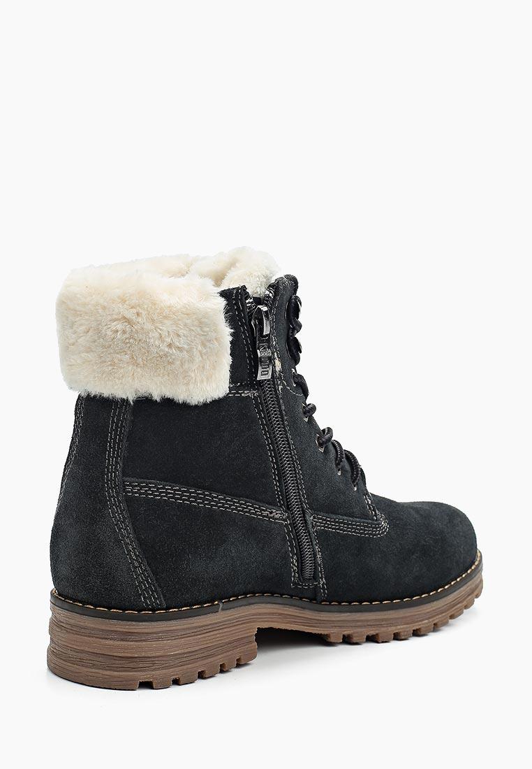 Ботинки для девочек Keddo (Кеддо) 578127/55-07: изображение 7