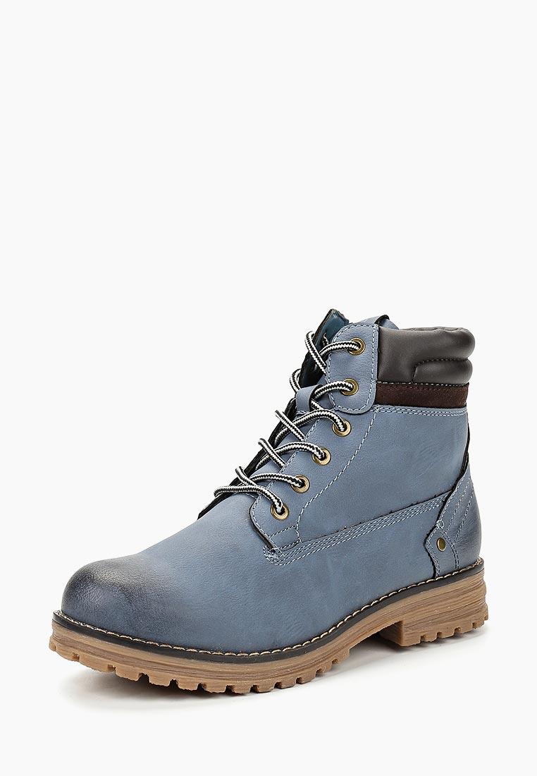 Ботинки для мальчиков Keddo (Кеддо) 588127/10-13