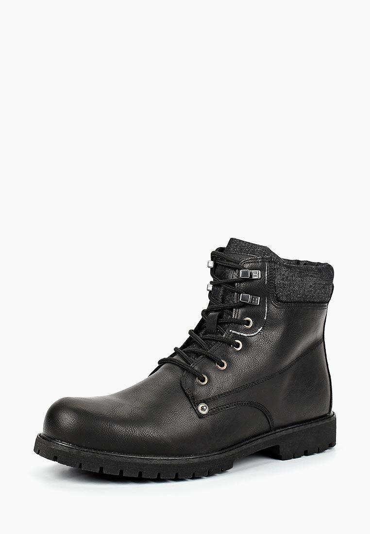 Мужские ботинки Keddo (Кеддо) 888139/02-02