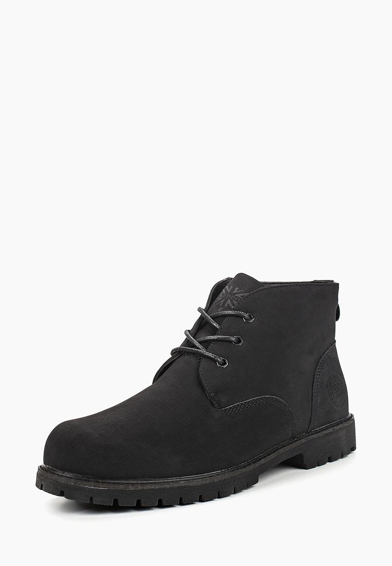 Мужские ботинки Keddo (Кеддо) 888139/03-03