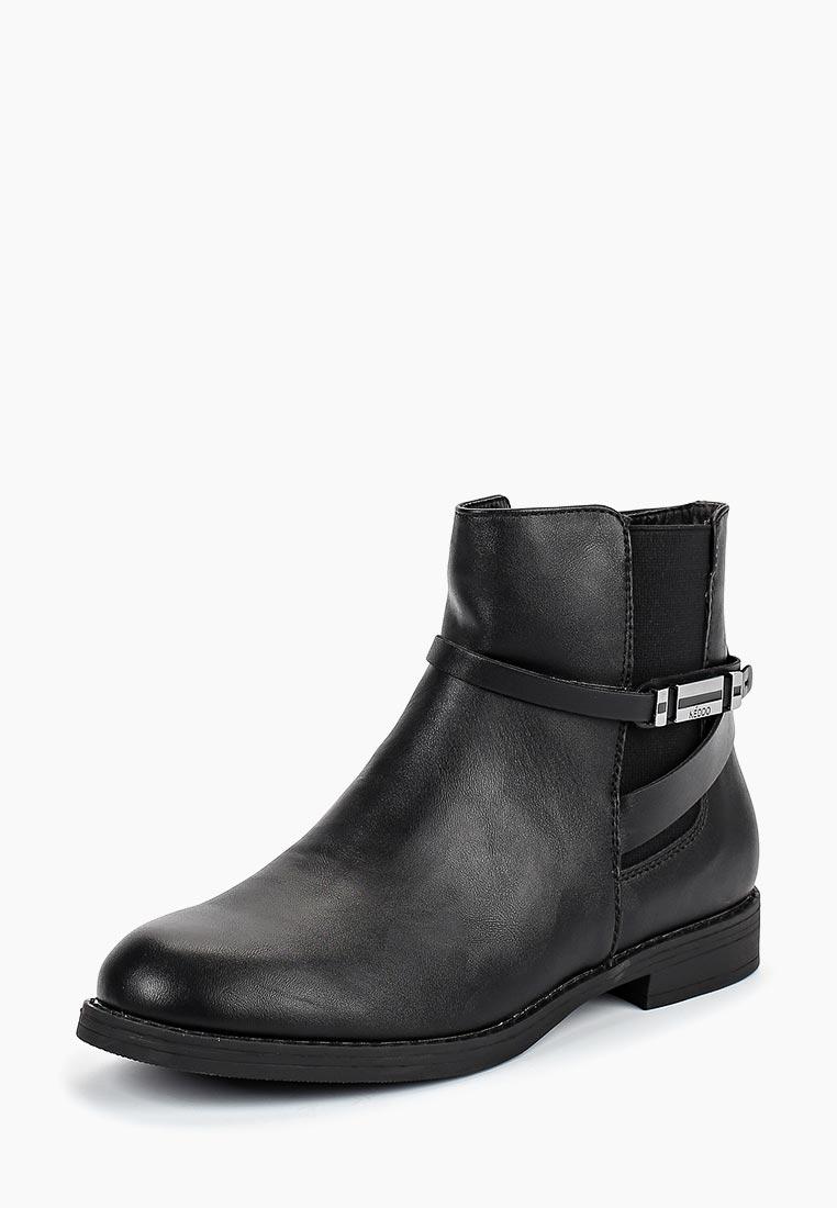 Женские ботинки Keddo (Кеддо) 888122/08-02