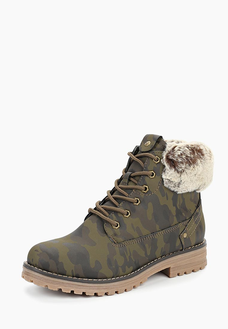 Женские ботинки Keddo (Кеддо) 888127/03-09