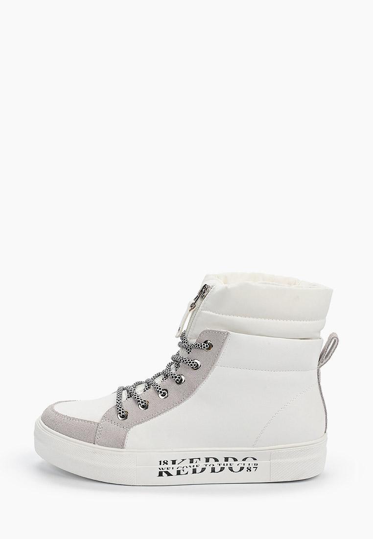 Женские ботинки Keddo (Кеддо) 898235/07-02
