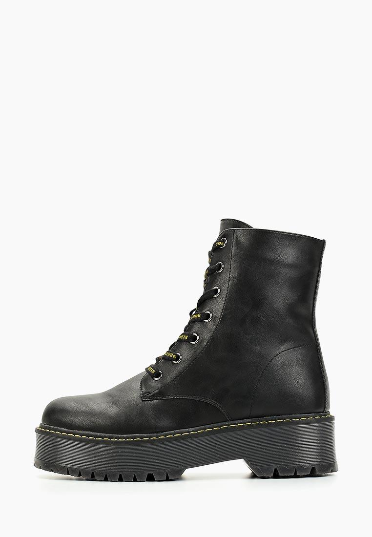 Женские ботинки Keddo (Кеддо) 898258/02-01