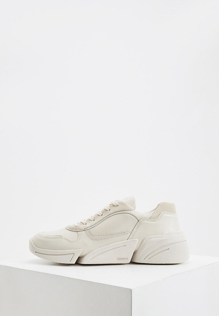 Мужские кроссовки Kenzo (Кензо) FA65SN451L53