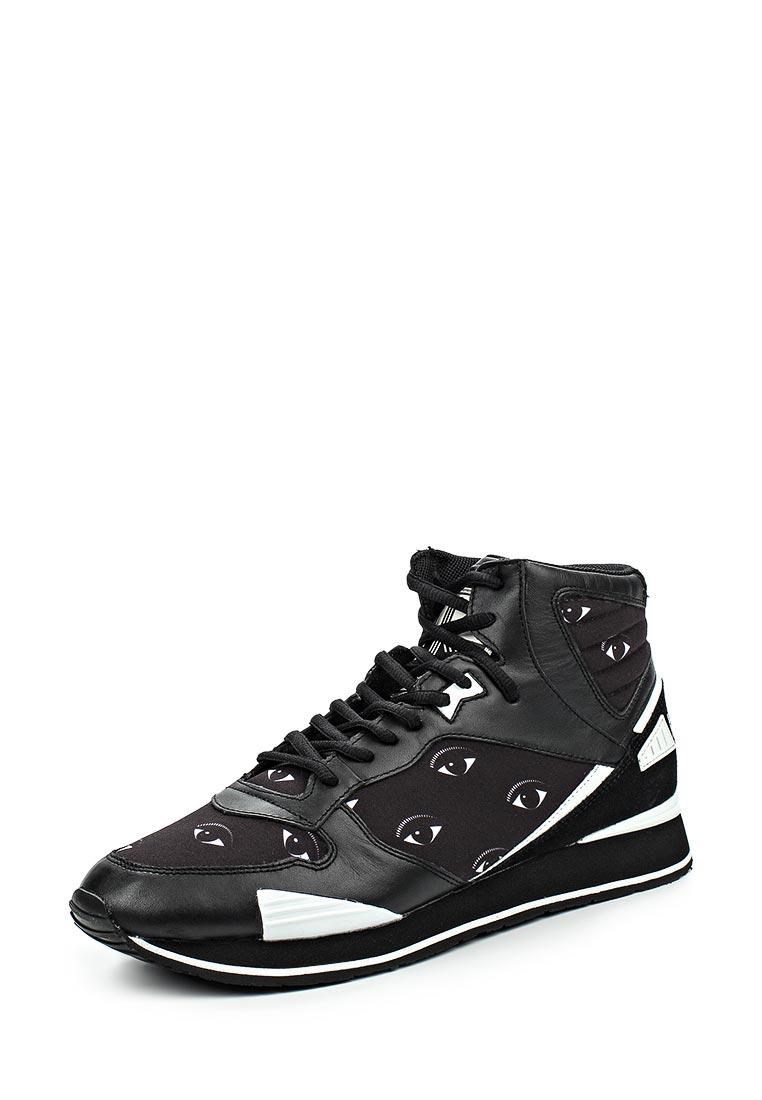 Мужские кроссовки Kenzo m66061