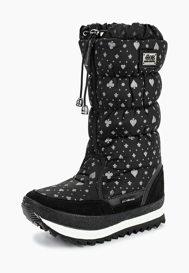 Женские дутики King Boots (Кинг Бутс) KB691SW