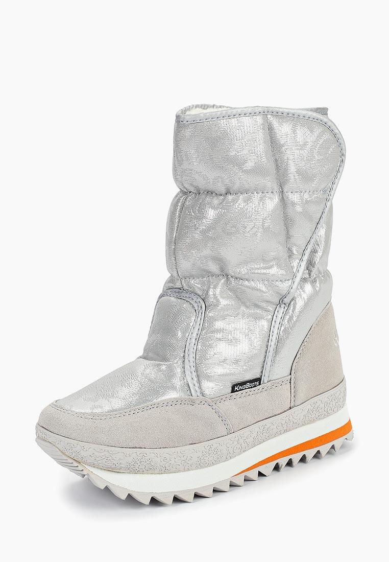 Женские дутики King Boots (Кинг Бутс) KB695BG