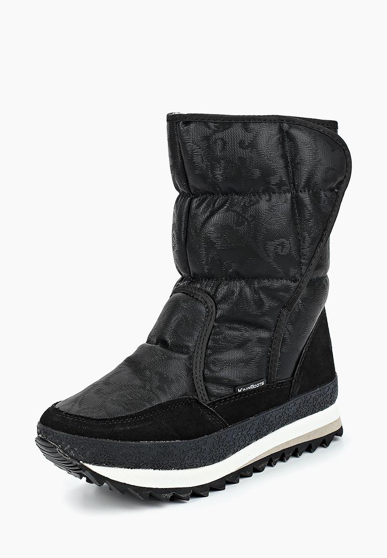 Женские дутики King Boots (Кинг Бутс) KB697SW