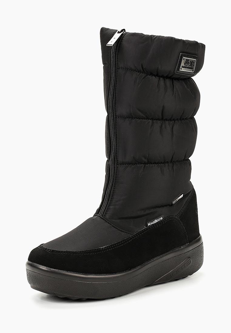 Женские дутики King Boots (Кинг Бутс) KB699SW