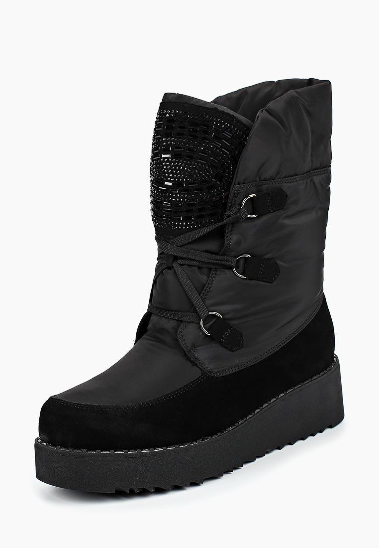 Женские дутики King Boots (Кинг Бутс) KB631SW