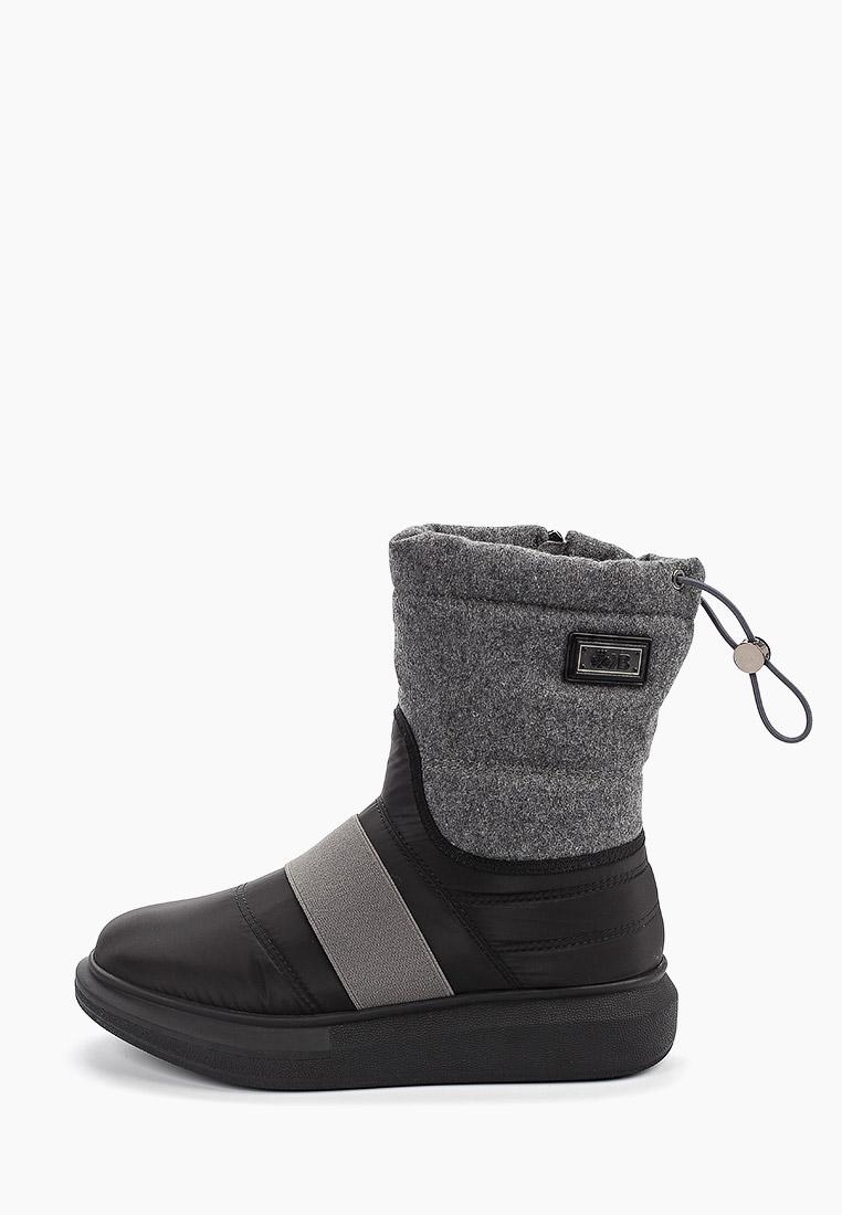 Женские дутики King Boots (Кинг Бутс) KB661SW