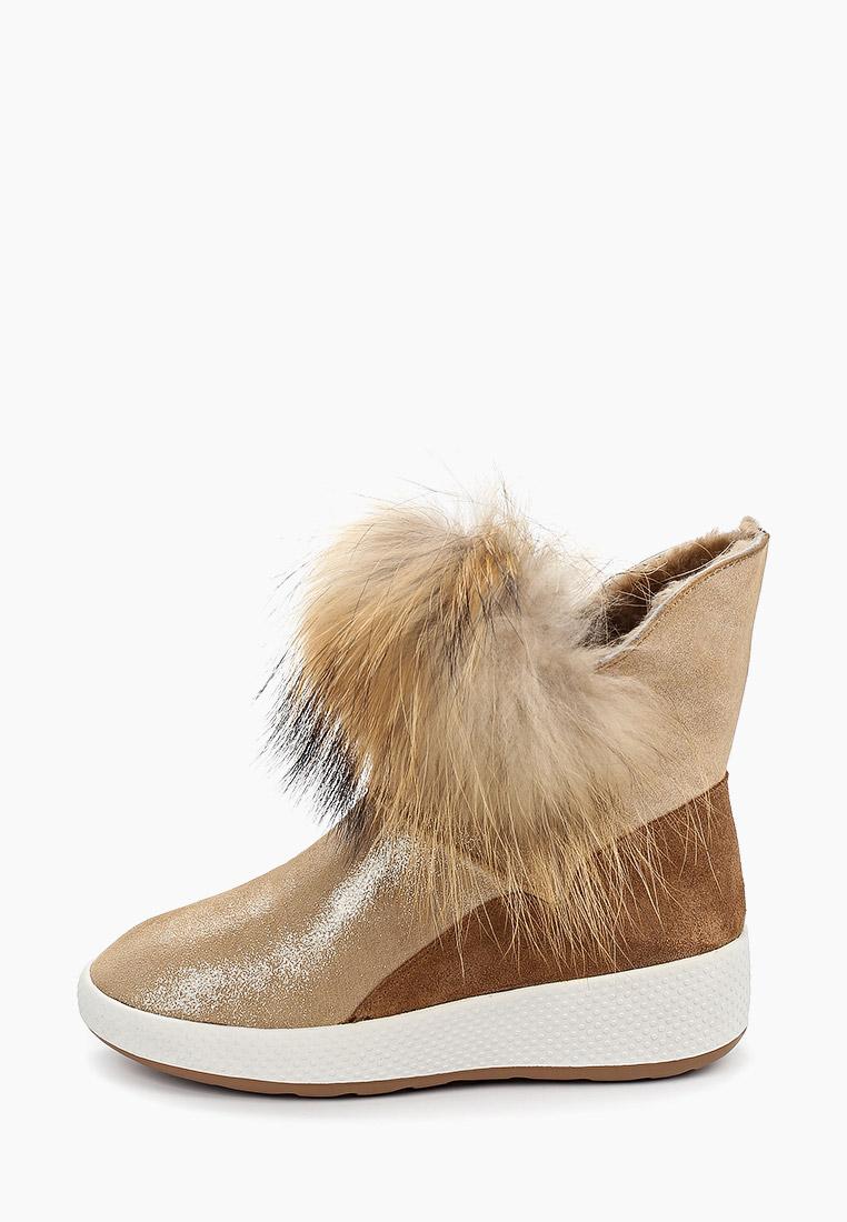 Женские полусапоги King Boots (Кинг Бутс) KB673RF