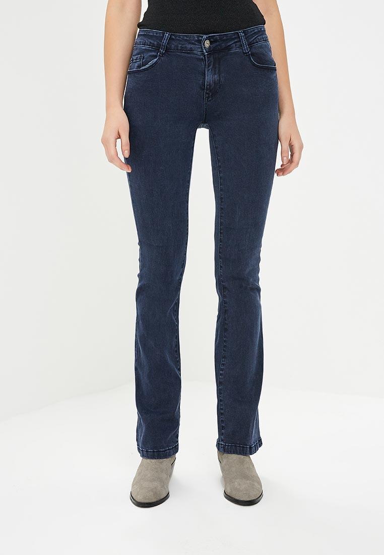 Широкие и расклешенные джинсы Kiss Pink B002-af108-2