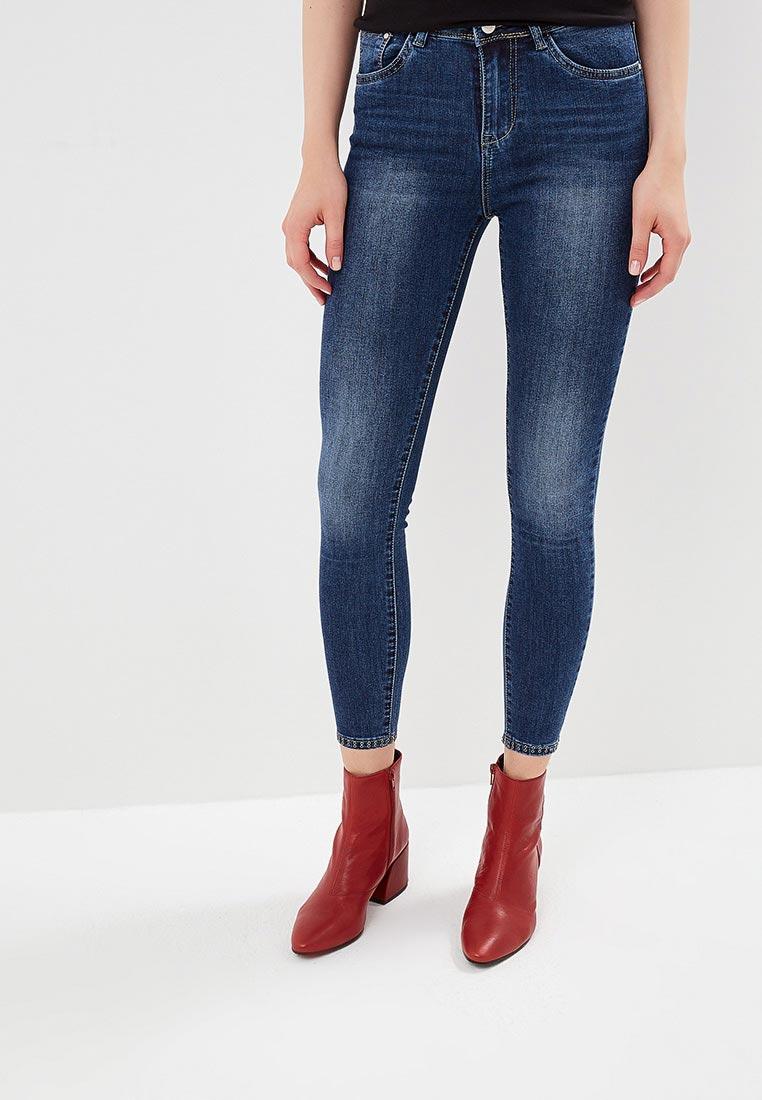 Зауженные джинсы Kiss Pink B002-bh6978