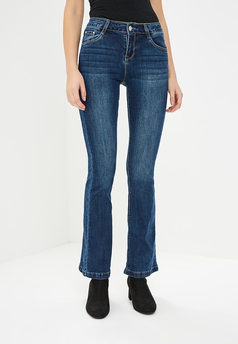 Широкие и расклешенные джинсы Kiss Pink B002-bh6992