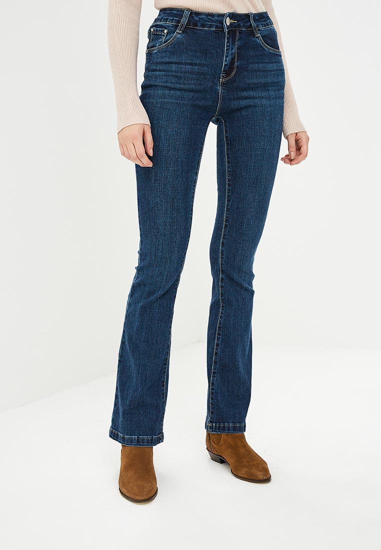 Широкие и расклешенные джинсы Kiss Pink B002-bh6993
