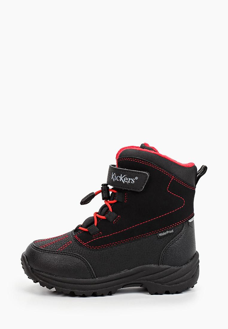 Ботинки для мальчиков KicKers 736601-30