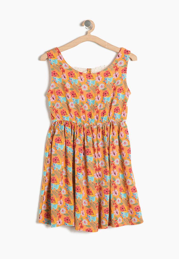 Повседневное платье Koton 7YKG87381AW
