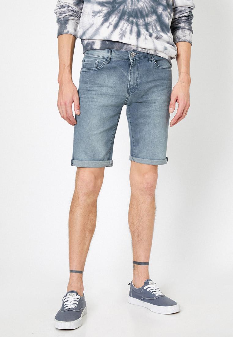 Мужские джинсовые шорты Koton 0YAM43373LD