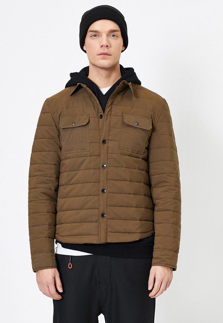 Утепленная куртка Koton 0YAM21303BW