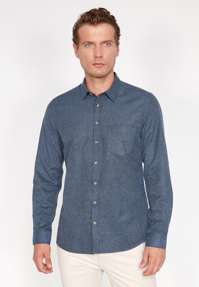 Рубашка с длинным рукавом Koton 0KAM65311KW
