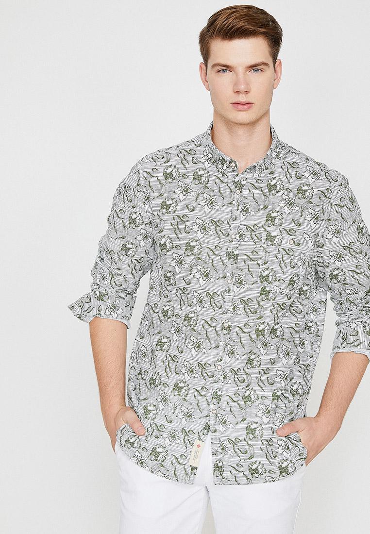 Рубашка с длинным рукавом Koton 8YAM65090OW